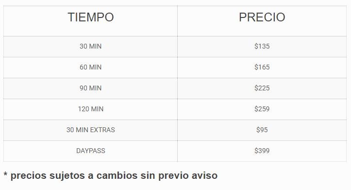 precios