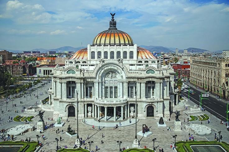 Museo del Palacio de Bellas Artes.